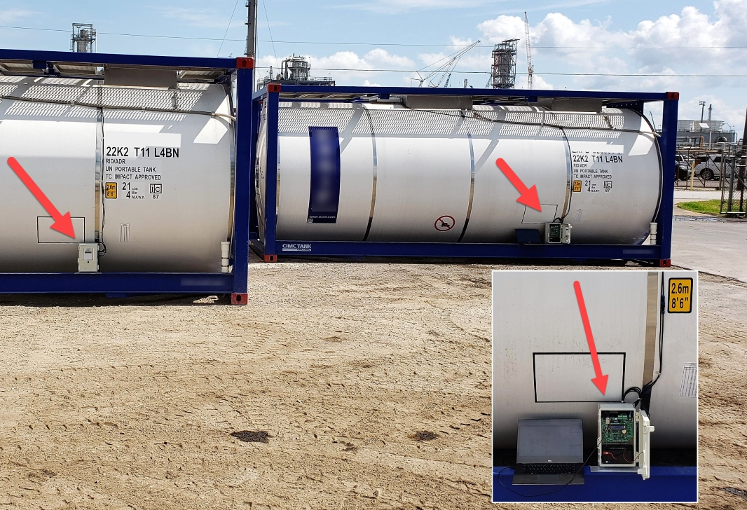 nanoframework oil tank palthree