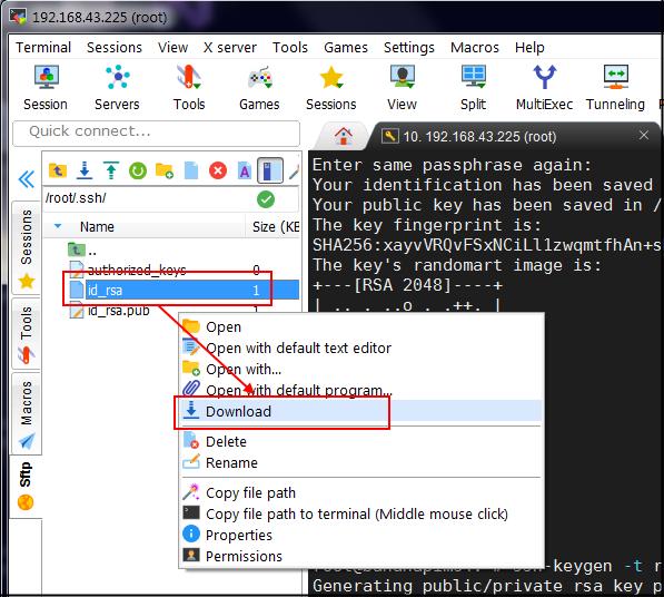 Remote debug .NET Linux